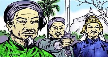 Độc thần kiếm - Binh khí uy lực nổi tiếng của vị vua nước Việt