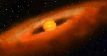 Phát hiện sao lùn nâu gần Trái đất nhất chứa đĩa khí bụi