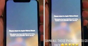 Số phận những chiếc iPhone bị nhóm bạo loạn đánh cắp ở Apple Store