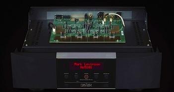 Đầu đọc SACD Mark Levinson No.5101 -  Xứng đáng vai trò thiết bị chính yếu trong Series 5000