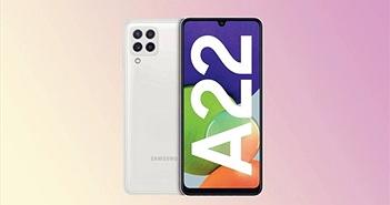Galaxy A22 và A22 5G ra mắt: nhanh hơn, màn hình mượt hơn