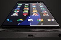 Hình ảnh của BlackBerry Venice chạy Android: 5,4-inch Quad HD, màn hình cong hai bên, dạng trượt?