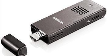 Độc đáo máy tính IdeaCentre Stick 300 dạng thanh của Lenovo