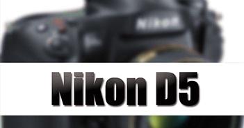 Nikon DSLR D5 sẽ dùng cảm biến siêu sáng?