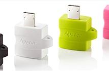 Apacer OTG Adapter: Sản phẩm lưu trữ và truyền tải dữ liệu đa năng