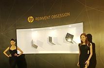 HP ra laptop mỏng nhất thế giới Spectre tại Việt Nam