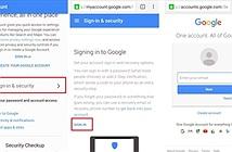 Xác thực 2 bước cực nhanh với Google Prompt