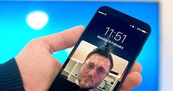 Apple thử nghiệm mở khóa iPhone bằng gương mặt