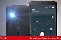 Hướng dẫn cài nháy flash thay chuông, rung trên điện thoại Android