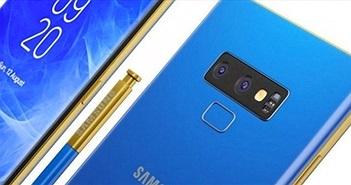 Samsung Galaxy Note 9 xuất hiện đầy bắt mắt, ra mắt tháng tới