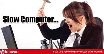 11 cách giúp máy tính chạy nhanh hơn