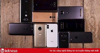 Bí quyết chọn mua smartphone phù hợp theo xu hướng năm 2018