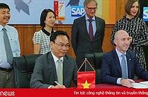 SAP và Đại học Bách khoa Hà Nội hợp tác đào tạo nhân tài trẻ cho công nghiệp 4.0