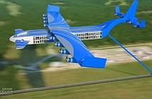 Sẽ thế nào nếu chúng ta kết hợp tàu hỏa với máy bay?