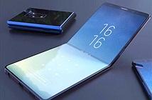 Smartphone màn hình gập của Samsung trang bị pin khủng 6.000mAh?