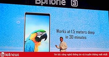 Bphone 3, Bphone 3 Pro của Bkav chính thức được bán tại gần 100 cửa hàng ở Myanmar