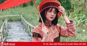 Dân mạng tìm kiếm thiếu nữ Lào Cai xinh đẹp trong clip hát nhép