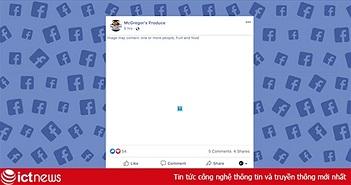 Facebook công bố nguyên nhân sập mạng kéo dài trên Instagram, WhatsApp và Messenger