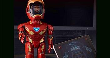 Video: Xiaomi ra mắt robot Iron Man MARK50 có thể di chuyển