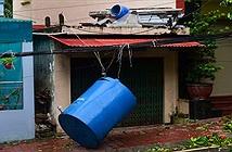 Cảnh ngổn ngang sau bão số 2 trên đảo Cát Bà