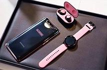 Galaxy A80 phiên bản đặc biệt ra mắt: fan BlackPink chắc chắn không thể ngó lơ