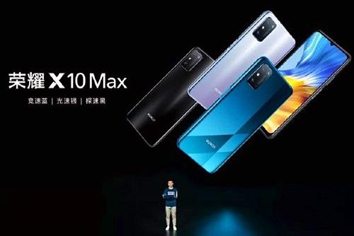 Honor X10 Max 5G ra mắt: màn hình 7 inch, chip MediaTekDimensity 800