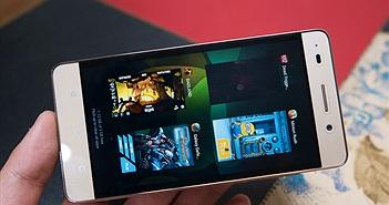 Thử nghiệm chạy một số game và ứng dụng trên Huawei Honor 4C