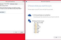 Đồng bộ thư mục chia sẻ trên OneDrive