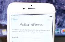 Hướng dẫn mở một vài tính năng trên iPhone 6, 6 Plus khi bị khóa iCloud