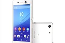 Smartphone tầm trung camera 21 megapixel của Sony