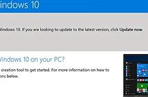 Mời tải về ISO Windows 10 Anniversary Update: version 1607 build 14393