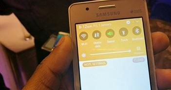 """Samsung Z2 chính thức """"lên sóng"""""""