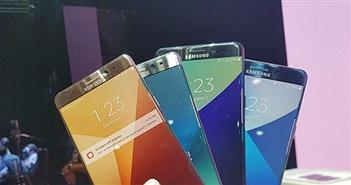 Có nên cập nhật từ Galaxy Note 5 lên Note 7?
