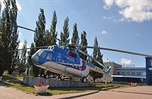 Thăm nơi hồi sinh trực thăng Mi-8 cũ kỹ, già nua