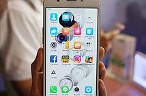 F1s - Chuyên gia selfie của Oppo đã chính thức lên kệ tại VN