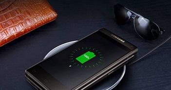 Samsung ra smartphone nắp gập giống Galaxy S8