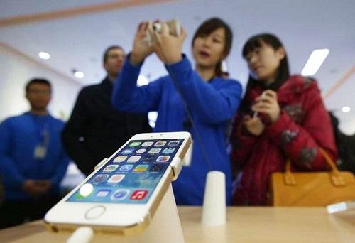 Dân Trung Quốc bớt hào hứng với iPhone