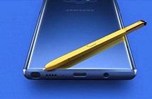 Galaxy Note 9 bị rò rỉ clip quảng cáo