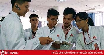 """10 sinh viên công nghệ xuất sắc đã được Huawei đào tạo """"Hạt giống Viễn thông Tương lai"""""""