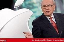 Apple lên hương, tỷ phú Warren Buffet cũng nhẹ nhàng bỏ túi thêm 2 tỷ đô