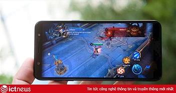 Trải nghiệm Samsung Galaxy J8: màn hình lớn, máy ảnh kép