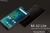 Đặt trước Xiaomi Mi A2 Lite tại FPT Shop, nhận ngay Mi Band 2 thời thượng
