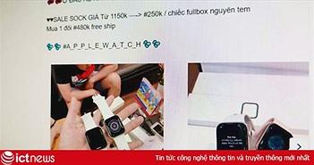 Mua Apple Watch 250.000, nhận đồng hồ đồ chơi tại Hà Nội
