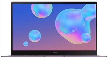 Lộ diện Galaxy Book S, laptop sắp sửa ra mắt cùng Galaxy Note 10