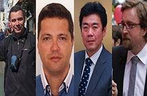"""4 chuyên gia """"ngoại"""" được đề cử cán bộ công nghệ cấp Tập đoàn FPT"""