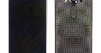 Smartphone hai màn hình V10 của LG bị rò rỉ