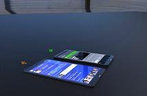 Lịch lãm cùng concept bộ đôi Sony Xperia W và W+