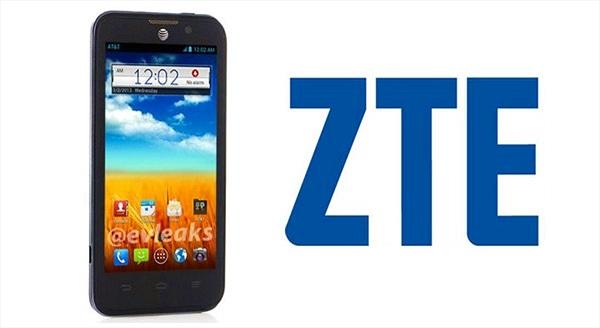 """ZTE """"lấn lướt"""" phân khúc điện thoại tầm trung trên thị trường Mỹ"""