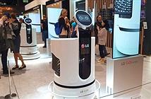 LG dồn tổng lực để phát triển robot và trí tuệ nhân tạo