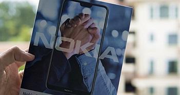 Nokia 6.1 Plus: 'ngon' cho dân ghiền Android nguyên bản
